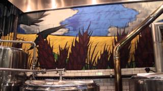 NYC BREWERY TOUR: Dirck the Norseman/Greenpoint Beer and Ale Co.