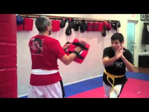 Teen/Adult Martial Arts Drill