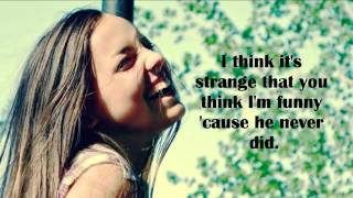 Taylor Swift - Begin Again (Lyrics)