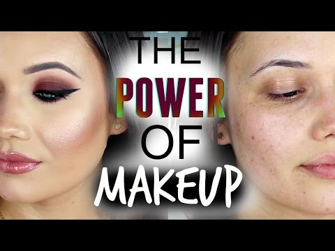 THE POWER OF MAKEUP | SHAE