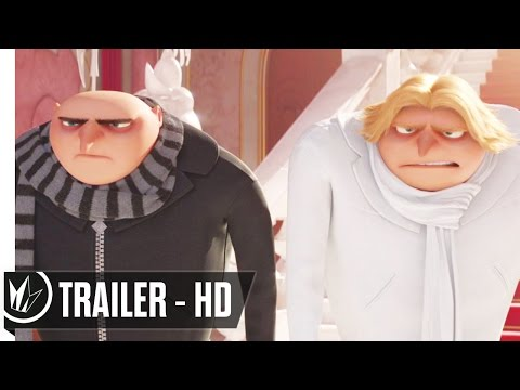 Despicable Me 3 Official Trailer 2 2017 Steve Carell Kristen Wiig Regal Cinemas HD