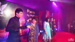 Dance Performance on Aunty Ji  - Ek Main Aur Ekk Tu   The Wedding Script