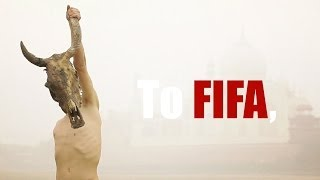 TO FIFA, WITH LOVE FROM INDIA