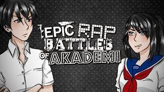 『Yandere Simulator』Epic Rap Battles of Akademi - YanChan vs YanKun