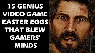 15 GENIUS Video Game Easter Eggs That Blew Gamers