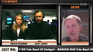 Stuart Baxter om läget i Sydafrika - TV4 Sport