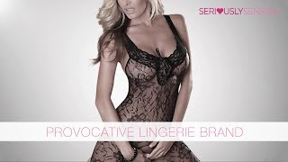 SeriouslySensual - Provocative Lingerie Brand Video