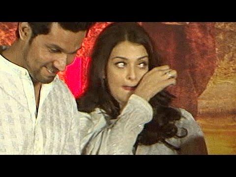 Aishwarya Rai Bachchan CRYING in PUBLIC   FULL UNCUT VIDEO