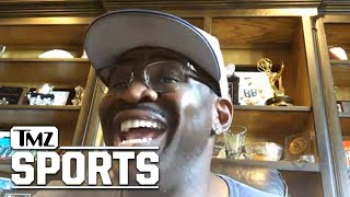 Michael Irvin: I Want an MMA Fight, I