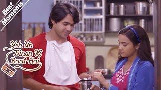 Yeh Un Dinon Ki Baat Hai | Sameer & Naina Cook Together | Best Moments