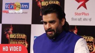 R. Madhavan Full Interview | Big Star Entertainment Awards 2015