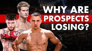 Why Are Top Prospects in MMA Losing?