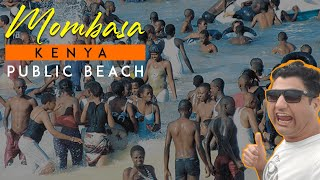 MOMBASA PUBLIC BEACH