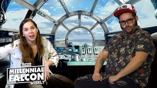 Star Wars: The Last Jedi! WILD UNNECESSARY SPECULATION! - Millennial Falcon (with Steve Zaragoza)