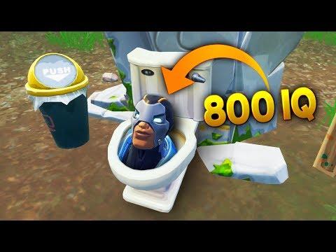 800 IQ HIDING SPOT Fortnite Funny and Best Moments Ep.107 Fortnite Battle Royale