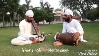Taar Shehnai with Dholk played by  Ishar singh Nanta singh