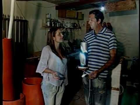 Luminárias PVC passo a passo Ateliê Cantinho do Céu