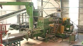 Porotherm produced in Lukovit