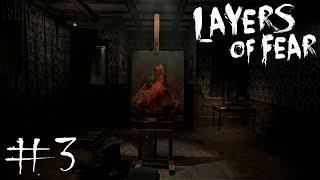Layers of Fear - #3 | Mis perritos se incendiaron :c | Gameplay Español