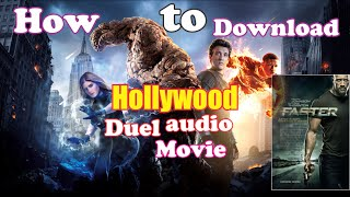 How to Download  free latest Hollywood duel audio Movie in HD