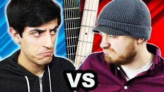 BASS vs. GUITAR
