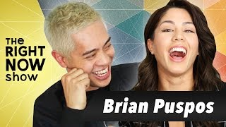 Brian Puspos debuts new EP | The Right Now Show