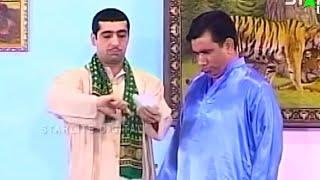 Zafri Khan, Naseem Vicky and Nasir Chinyoti New Pakistani Stage Drama Full Comedy Funny Clip