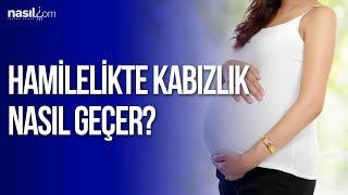 Hamilelikte kabızlık nasıl geçer?   Sağlık   Nasil.com