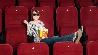 Favorite place to sit in the movie theater - Collider