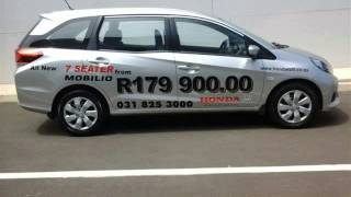 2014 HONDA MOBILIO 1.5 Comfort 5Door Auto For Sale On Auto Trader South Africa