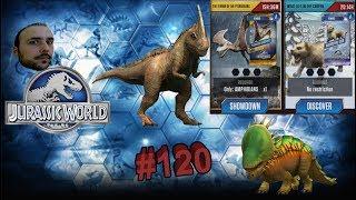 Kuşlar ve Marsupial Lion Turnuvası - Jurassic World # 120