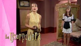 ¡Paola y Paulina cambian de identidad! | La Usurpadora - Televisa