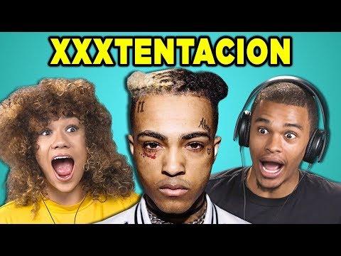 Xxx Mp4 COLLEGE KIDS REACT TO XXXTENTACION 3gp Sex