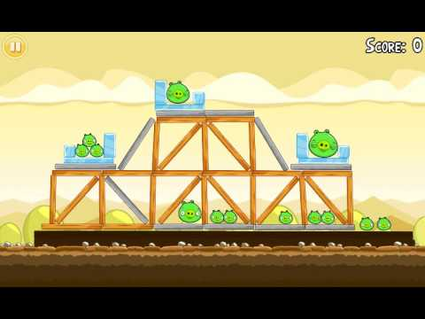 Xxx Mp4 Official Angry Birds Walkthrough For Theme 5 Levels 16 21 3gp Sex