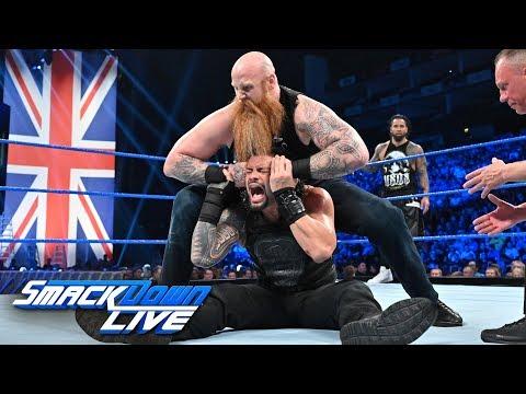 Xxx Mp4 Reigns Amp Usos Vs McMahon Bryan Rowan Amp Elias SmackDown LIVE May 14 2019 3gp Sex