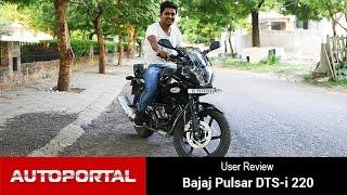 Bajaj Pulsar 220F User Review