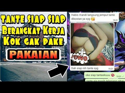 TANTE BERANGKAT KERJA KOK GAK PAKE PAKAIAN - #2