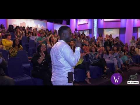 Watch This Man on The Wendy Williams Show!!