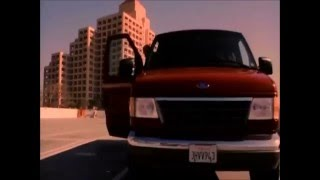 Cyber-Tracker 2 (1995) Car Chase 1