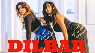 Dilbar Dance | Tia Bhatia & Tanvir | Satyameva Jayate