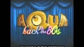 Awesome Aqua   Back To The 80  39 s