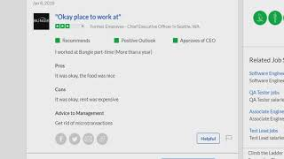 Stop Using Glassdoor Reviews as a Reliable Source of Information