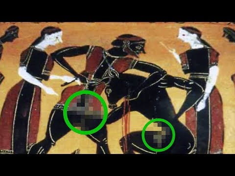 Xxx Mp4 CRAZIEST Stories In Greek Mythology 3gp Sex