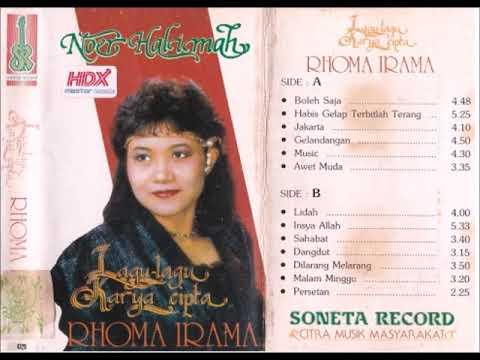 Lagu2 Karya Cipta Rhoma Irama  Noer Halimah