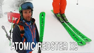 Review Atomic Redxter x9 2018 - 2019