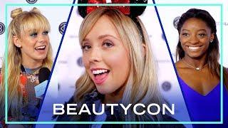 BeautyCon with Ashley Nichole | Disney Style