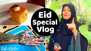 Preparation Of Eid 2019    Eid Preparation   Salu Kitchen Eid Ramadan Special Vlog