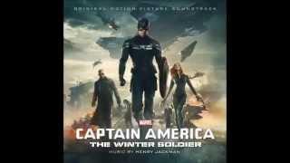 Captain America   The Winter Soldier OST 18 Captain America