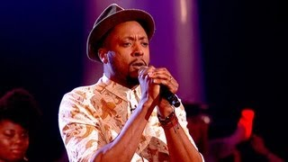 The Voice UK 2013 | Matt Henry performs Skinny Love - The Knockouts 2 - BBC One