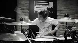 Michel Sult ft. Cobus Potgieter - BATMOST EASY - 2012 ( Almost Easy drum only )